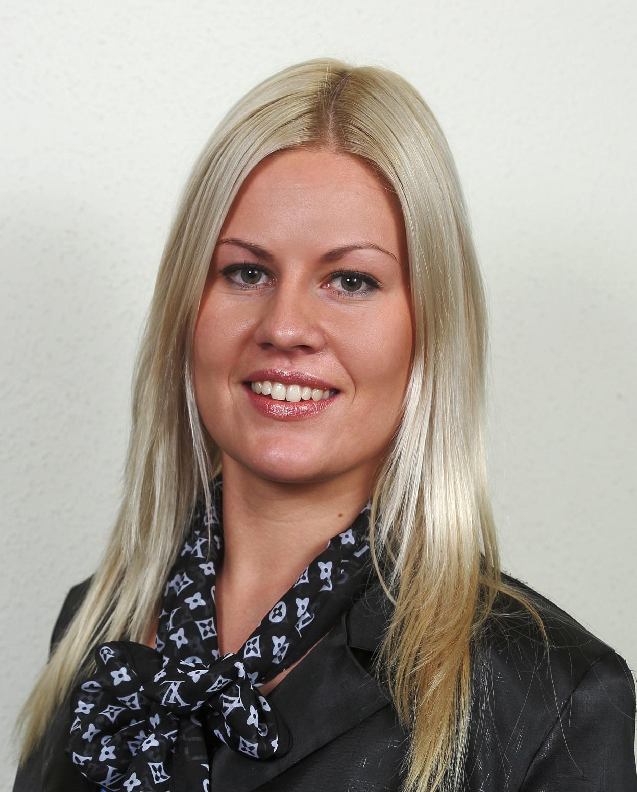 Valodu kursu projektu vadītāja Anta Roga, Baltic Media Ltd.